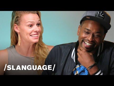 Europeans Guess Bay Area Slang | /Slanguage/