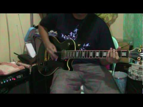 Playing with DiMarzio X2N, Part 1 - Clean/Distortion