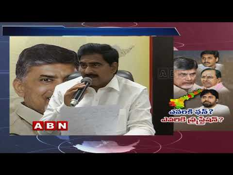 KTR and YS Jagan Meeting Heats up Politics in Telugu States | ABN Telugu
