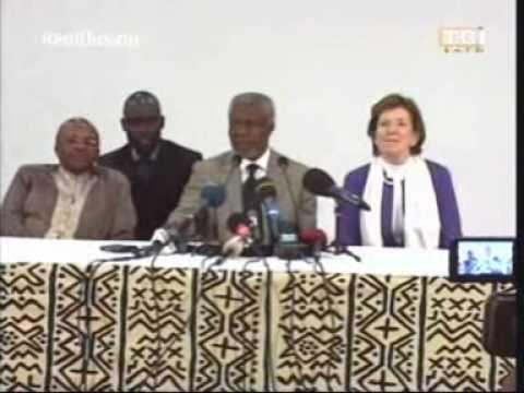 The Elders rencontre le President Alassane Ouattara