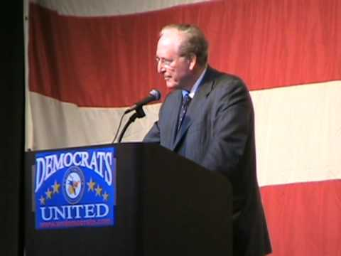 U.S. Senator Jay Rockefeller Discusses Health Care at the 2009 Jefferson-Jackson Dinner