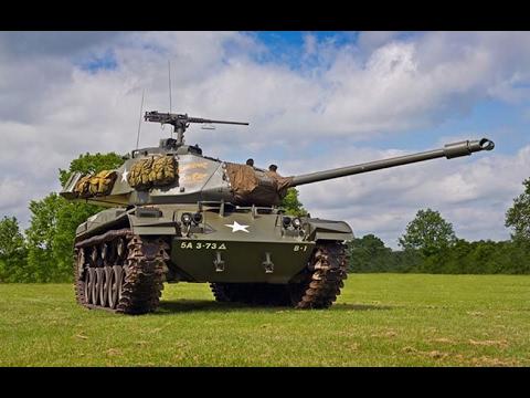 M41 Walker Bulldog   Легкие танки  Гайд танков World of Tanks!