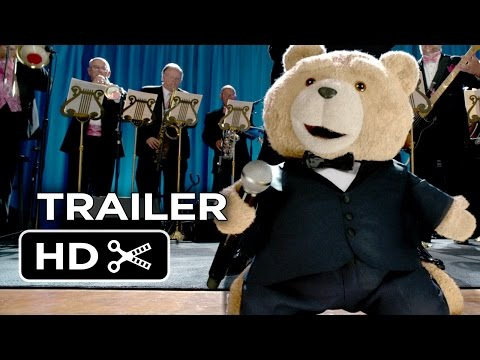 Ted 2 Official Trailer #1 (2015) - Mark Wahlberg, Seth MacFarlane Come...