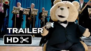 Video clip Ted 2 Official Trailer #1 (2015) - Mark Wahlberg, Seth MacFarlane Comedy Sequel HD