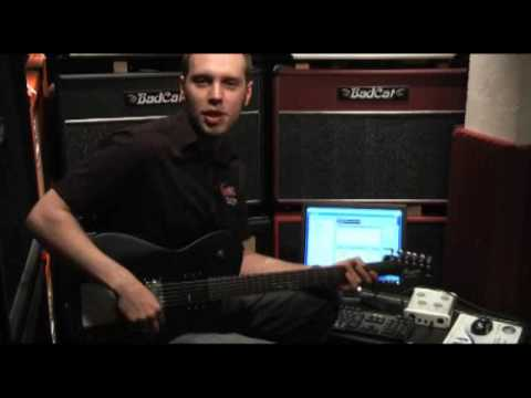 Manson's Matt Bellamy Guitar: MB-1