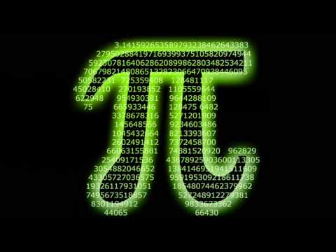 The Pi Song