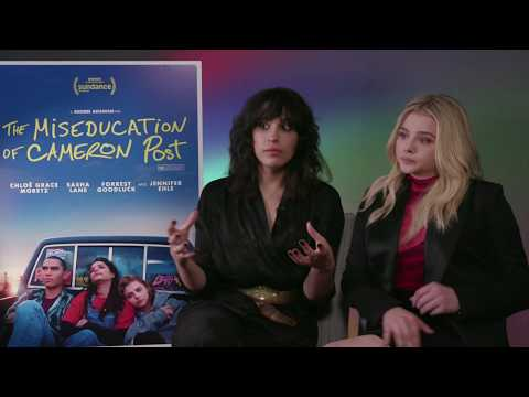The Miseducation Of Cameron Post Interview: Hmv.com Talks To Desiree Akhavan & Chloë Grace Moretz