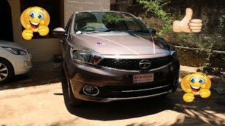 2018 Tata Tiago XZA Automatic Petrol Ownership Review