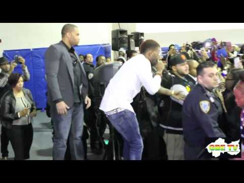 Konshens John Bling K Starr John Jay College  2013 video