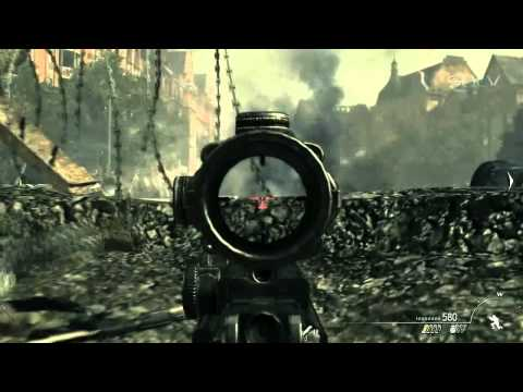 Обзор игры Call of Duty: Modern Warfare 3