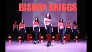 download lagu Bishop Briggs - River  High Heels Performance By gratis