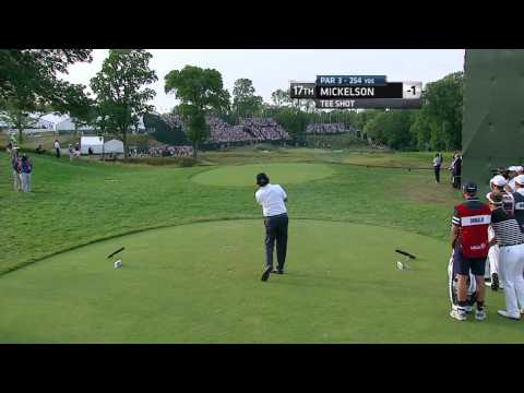 2013 US Open Championship Round 3 highlights ESPN
