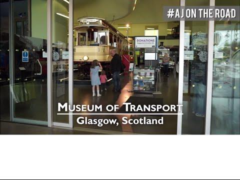 Museum of Transport: Glasgow, Scotland | Explore, Culture