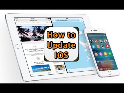 How to Download and Install latest version of iOS on an iPhone or iPad or iPod