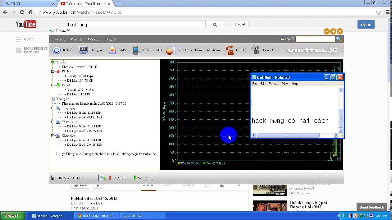 Hướng dẫn cách đăng ký 3G Viettel từ A-Z có Data dùng ngay