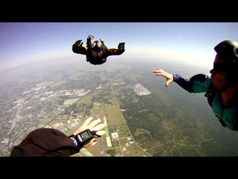 Fun Jump Skydives Z Hills 4-26-13 