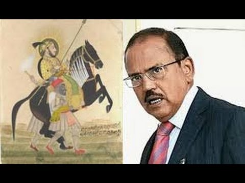 Ajit Doval Says Why there is BABAR Road in Delhi, Renamed As RANA SANG Road