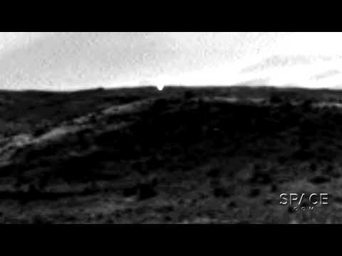 Strange 'Light' On Mars Snapped by Curiosity Rover | Video klip izle