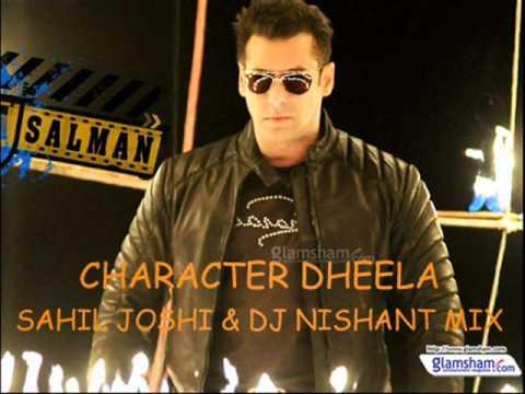 Ready 2011 - Character Dheela Hai - Sahil Joshi & Dj Nishant...