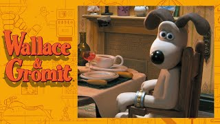 The Turbo Dinner - Cracking Contraptions - Wallace and Gromit