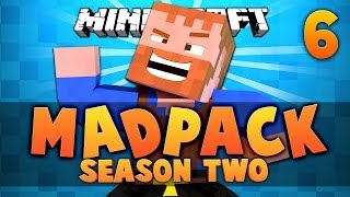 Minecraft: MADPACK |S2E6| Extreme Survival Series
