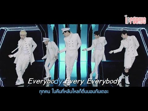 [Karaoke-Thaisub] SHINee - Everybody by ipraewaBFTH