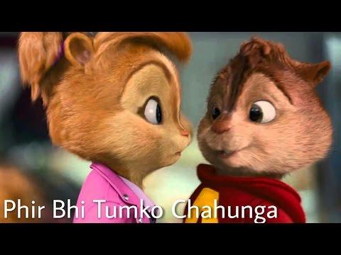 Main Phir Bhi Tumko Chahunga Song 2017 I  Chipmunk's Half Girlfriend | Latest Video