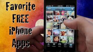 Favorite FREE Apps for iPhone and iPod Touch 2011