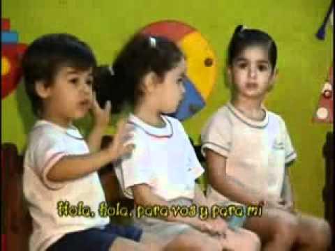 Diese erstaunliche entdeckung for Cancion infantil hola jardin