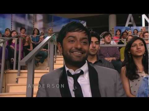 Aziz Ansari's Look-Alike Fools Anderson?