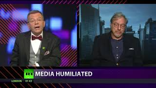 CrossTalk: Media Humiliated