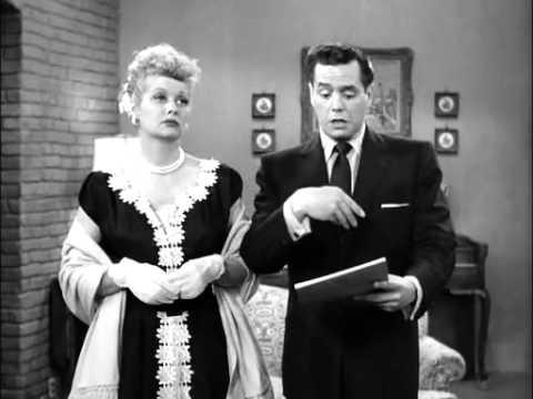 Lucy's schedule - Thời gian biểu của Lucy 1952 (eng/viet sub)