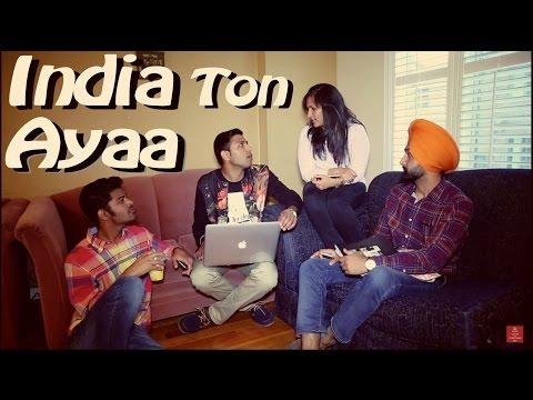 Punjab | India Ton Ayaa | Punjabi Shayari Johny Hans Spokenword