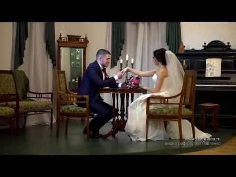 Олеся и Роман Сухоплюевы. Свадьба видео Курган