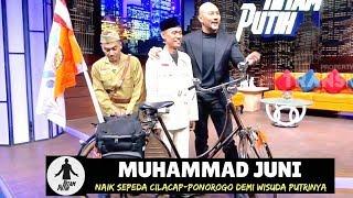 VIRAL, Bapak Naik Sepeda Cilacap-Ponorogo Demi Wisuda Putrinya | HITAM PUTIH (07/08/18) 1-4