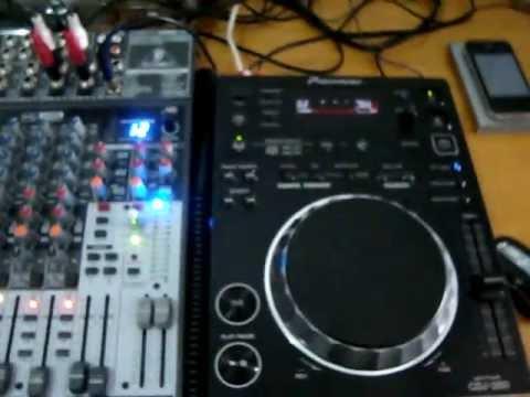 CDJ 350 E VIRTUAL DJ APRENDA COMO LIGAR #virtualdj.MPG