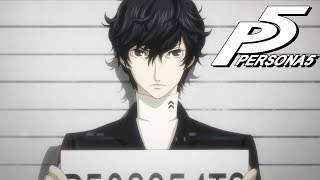 WTF IS THIS GAME!? - PERSONA 5 #1