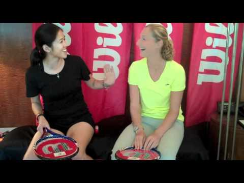 Wilson テニス Tour BLX Stencil Challenge Ekaterina Makarova