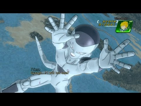 Dragon Ball Z For Kinect - Story Mode Frieza Saga | Goku Vs Frieza Final Form | (part 10) 【hd】 video