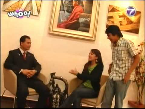 [Part 1] NTV7 Whoa! interviews Master Kenny Hoo of Good Feng Shui Geomantic Research
