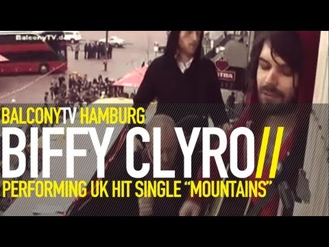 BIFFY CLYRO - MOUNTAINS (acoustic)