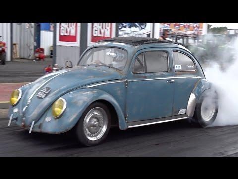 VeeDubRacing Top 20 Quickest VW Beetles Over The 1/4 Mile In 2016