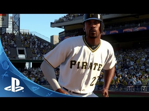 MLB 15 The Show: View from a Diamond with Andrew McCutchen | PS4, PS3, PS Vita