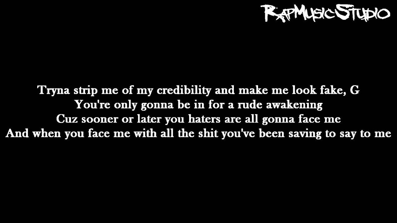 Never enough lyrics