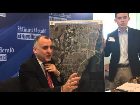 Miami Dade Commissioner Esteban Bovo Jr. Talks Traffic