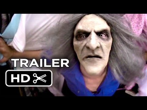 A Haunted House 2 Official Trailer #2 (2014) - Marlon Wayans...
