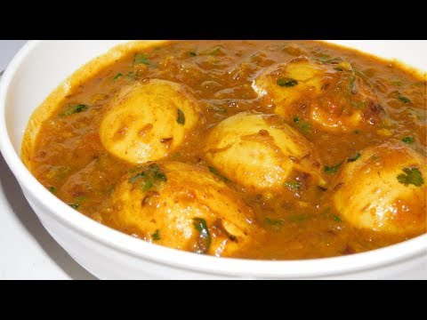 Simple Egg Curry | Anda Masala Gravy | Bachelors Recipe | Teni world