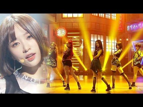 EXID L.I.E (Live SBS Inkigayo) music videos 2016
