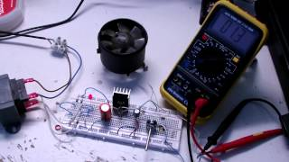 lm317 voltage regulator