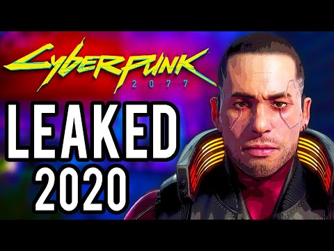 Cyberpunk 2077 LEAKED! - RELEASE DATE, GAME EDITIONS & More!